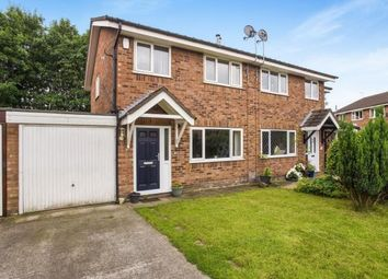 Thumbnail 3 bedroom semi-detached house for sale in Ash Coppice, Lea, Preston, Lancashire