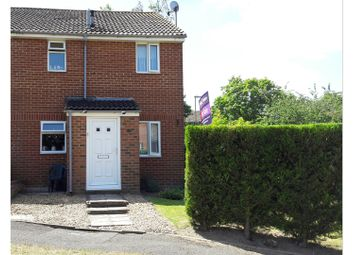 Thumbnail 1 bedroom terraced house for sale in Rembrandt Close, Basingstoke