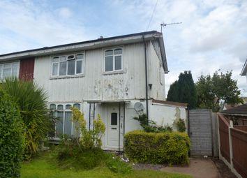 Thumbnail 3 bed semi-detached house for sale in Staverton Road, Bilborough, Nottingham