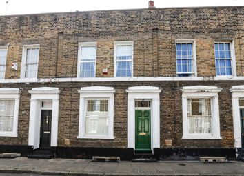 Thumbnail 3 bed terraced house for sale in Barnes Street, London