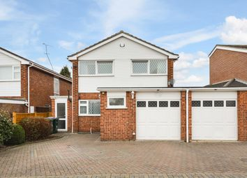 Thumbnail 3 bed detached house for sale in The Park Paling, Cheylesmore, Coventry