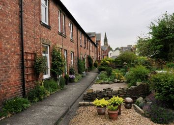 Thumbnail 3 bed terraced house to rent in Burnside, Morpeth
