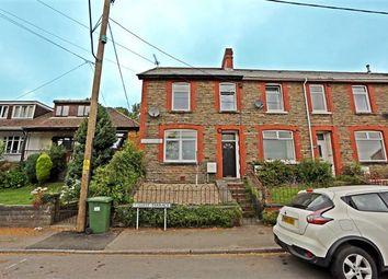 Thumbnail 3 bed end terrace house for sale in Llest Terrace, Llantwit Fardre, Pontypridd