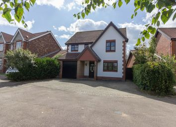 Thumbnail 4 bed detached house for sale in Dorley Dale, Carlton Colville, Lowestoft