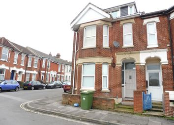 Thumbnail 1 bed flat to rent in Shakespeare Avenue, Southampton