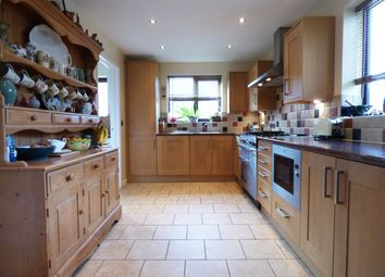 Thumbnail 5 bed detached house for sale in Dry Leys, Orton Longueville