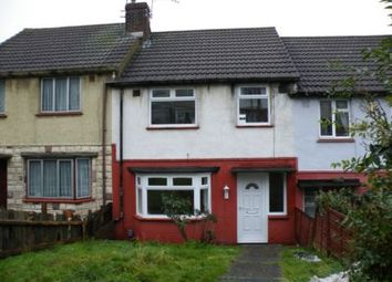 Thumbnail 3 bed terraced house to rent in Dagmar Road, Chatham