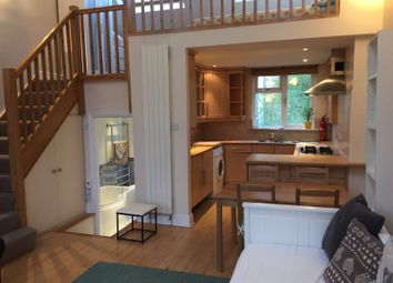 Thumbnail 1 bed flat to rent in Leighton Road, London