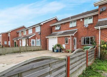 Thumbnail 5 bed link-detached house for sale in Arlington Gardens, Attleborough