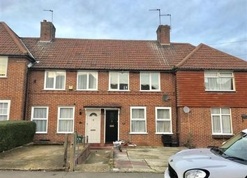 Thumbnail 3 bed terraced house to rent in Framlingham Crescent, London