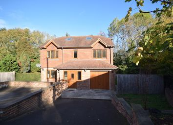 Thumbnail 4 bed detached house for sale in Udimore Road, Broad Oak, Rye