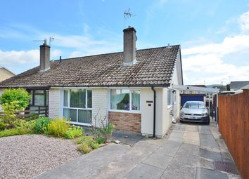 Thumbnail 2 bed semi-detached bungalow for sale in Cherry Tree Close, Bedwas, Caerphilly