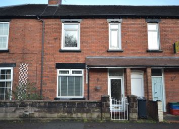 Thumbnail 2 bed town house for sale in Friarswood Road, Newcastle-Under-Lyme