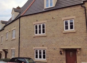 Thumbnail 3 bed terraced house for sale in Buttercross Lane, Witney