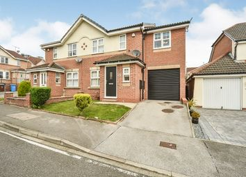 4 bed semi-detached house for sale in Western Gailes Way, Hull, East Yorkshire HU8