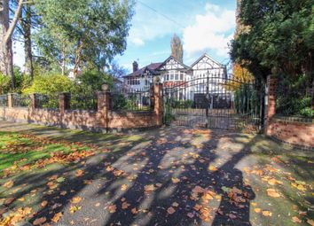 Thumbnail 6 bed detached house for sale in Broadway, Bramhall, Stockport