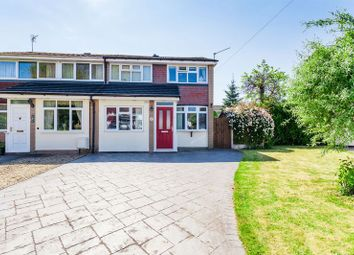 Thumbnail 3 bed semi-detached house for sale in The Square, Pattingham, Wolverhampton