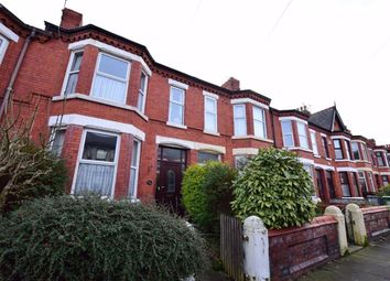 Thumbnail 4 bed terraced house for sale in Brompton Avenue, Wallasey, Merseyside