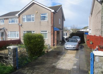 Thumbnail 3 bed semi-detached house for sale in New Bristol Road, Weston Super Mare