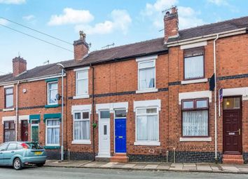 Thumbnail 2 bed terraced house for sale in Cliff Street, Middleport, Stoke-On-Trent