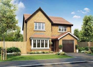 Thumbnail 4 bed detached house for sale in Meadow Gate, White Carr Lane, Thornton-Cleveleys