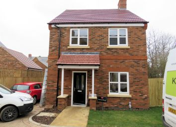 Thumbnail 3 bed detached house to rent in Meadow Brook, Stoke Hammond, Milton Keynes