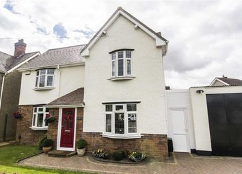 Thumbnail 3 bedroom detached house for sale in Desborough Road, Rothwell, Kettering