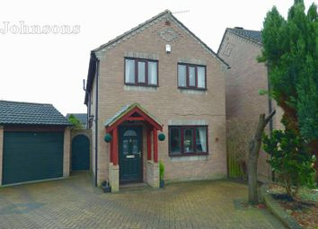 Thumbnail 4 bedroom detached house for sale in St Lukes Close, Dunsville, Doncaster.