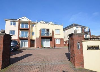 3 bed flat for sale in Cliff Park Road, Paignton TQ4