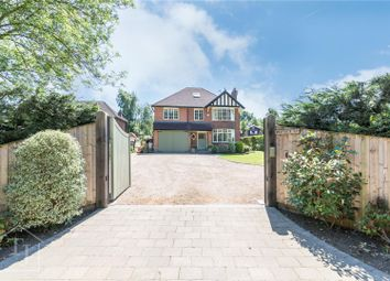 Thumbnail 5 bed detached house for sale in Wayside, Lambley Road, Lowdham, Nottingham