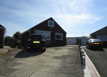 Thumbnail 4 bed detached bungalow for sale in Clevelands Close, Shaw, Oldham