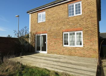 4 bed detached house for sale in Flint Way, Peacehaven BN10