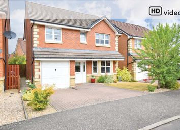 Thumbnail 4 bed detached house for sale in Malloch Avenue, Perth