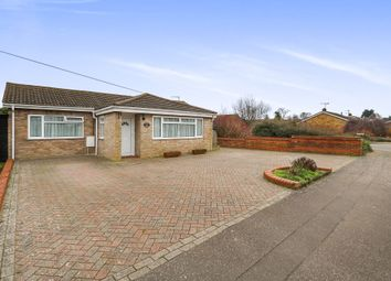 Thumbnail 3 bed detached bungalow for sale in Kerridges, East Harling, Norwich
