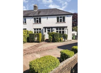 4 bed semi-detached house for sale in Charlotte Square, Rhiwbina CF14