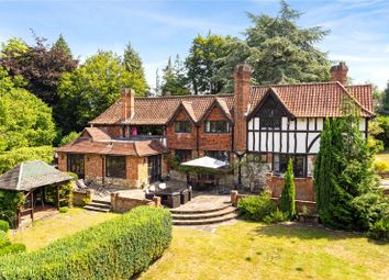 The Downs, Leatherhead, Surrey KT22. 6 bed detached house