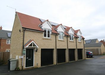 Thumbnail 2 bed flat to rent in Racecourse Road, Barleythorpe, Oakham