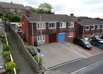 Thumbnail 3 bed semi-detached house for sale in Cleeve Drive, Ivybridge