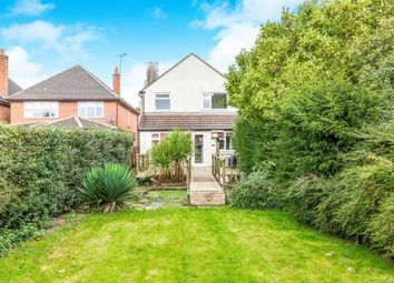 Thumbnail 4 bedroom detached house for sale in Coventry Road, Burbage, Hinckley, Leicestershire