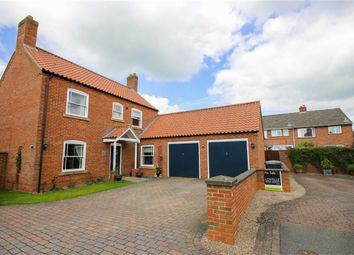 Thumbnail 3 bed property for sale in Kilmister Court, Wragby, Market Rasen