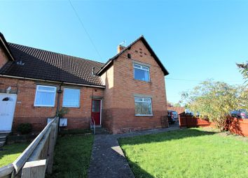 Thumbnail 3 bed semi-detached house for sale in St. Ladoc Road, Keynsham, Bristol