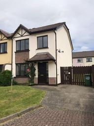 Thumbnail 3 bed end terrace house to rent in Farmhill, Douglas