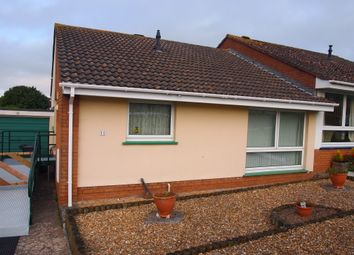 Thumbnail 2 bed semi-detached bungalow to rent in East Meadow Road, Braunton