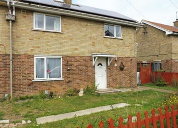 Thumbnail 3 bedroom semi-detached house for sale in Moretons Close, Whittlesey, Peterborough
