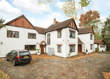 Thumbnail 4 bed detached house for sale in Kingston Hill, Kingston Upon Thames