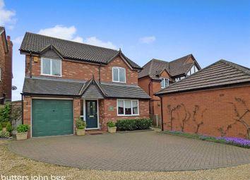 Thumbnail 4 bedroom property for sale in Huntersfield, Shavington, Crewe