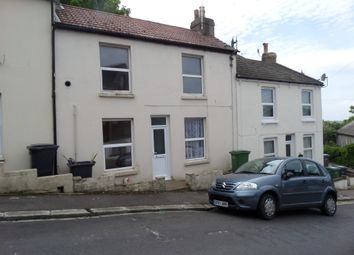 Thumbnail 2 bed terraced house to rent in School Road, Hastings