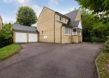 Thumbnail 4 bed detached house for sale in Totley Hall Drive, Sheffield, South Yorkshire