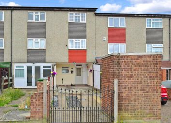 Thumbnail 3 bedroom town house for sale in Winfields, Pitsea, Basildon, Essex