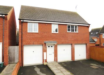 Thumbnail 2 bed property for sale in Nuthatch Close, Corby